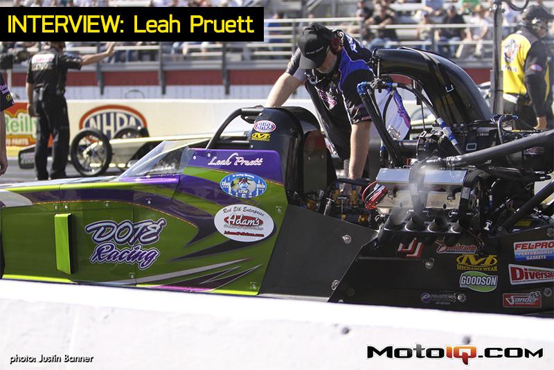 Leah Pruett