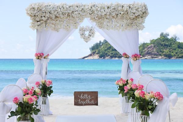 Kristina & Andy - Seychelles 2020
