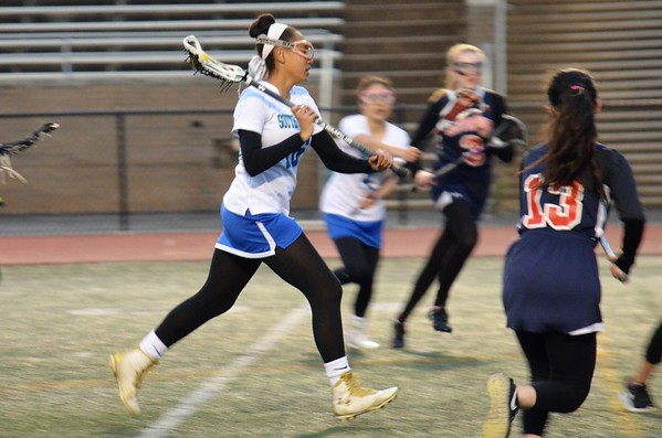2019 03 25 Girls Lacrosse, JV&Var