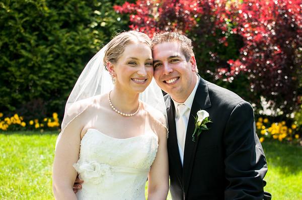 Jackie and Dan-Wedding