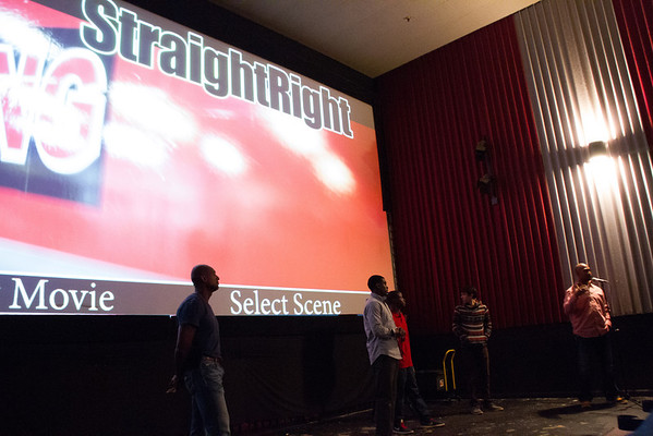 Straightright Movie Screening