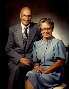 Eddy and Isabel  Echenberg