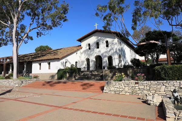 17 California Missions