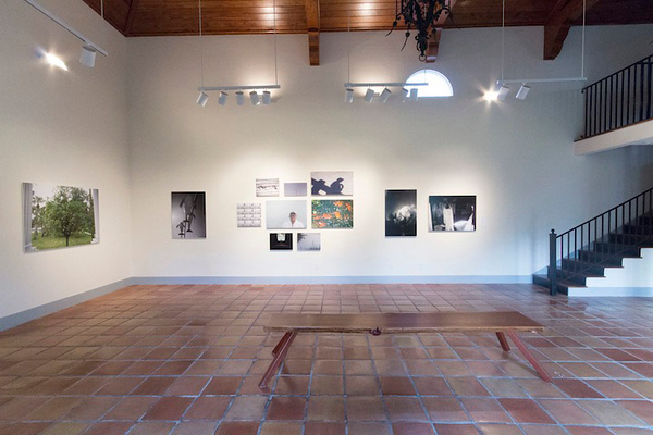 Unaffected Vision: Free to See Beautiful, Installation View