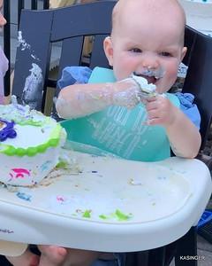 2019 05-25 Maren Kasinger's 1st Birthday