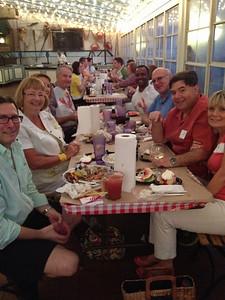 D.C. Alumni Chapter Coordinate Crab Feast