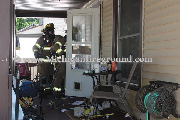 8/14/20 - Leslie house fire, 211 Butler St