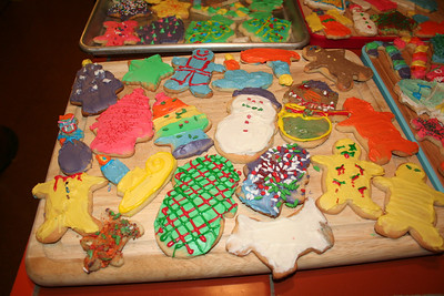 The Reed's Christmas Cookies
