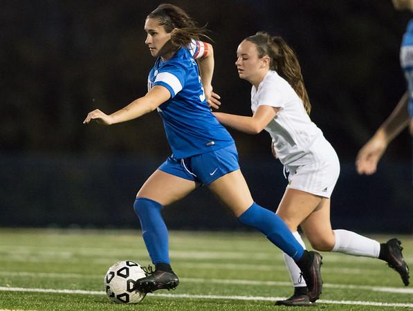 St. Paul girls soccer 11-11