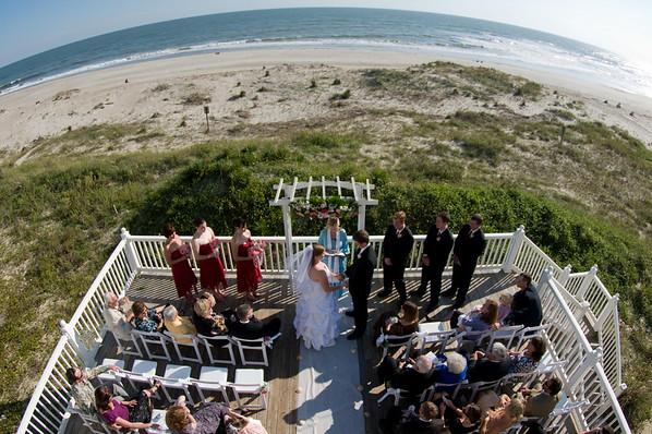Oak Island, NC Wedding