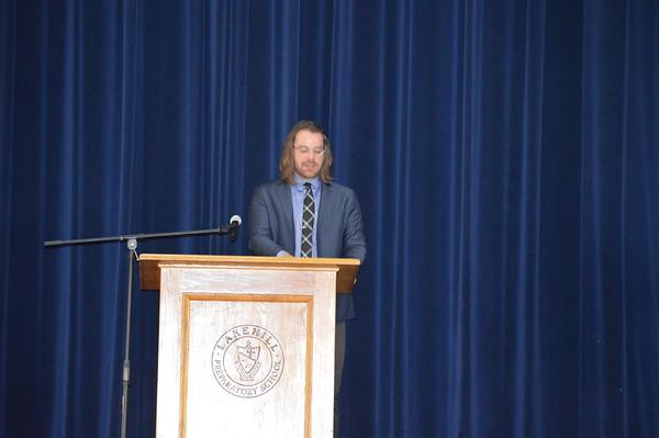 11th Grade Literaryature Symposium