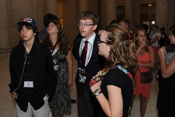 Youth Tour to Washington DC June 15-21, 2012 21406