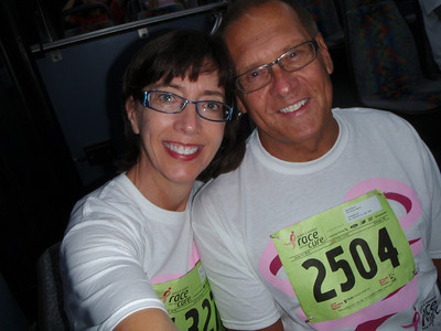 Komen Race for the Cure - 2014