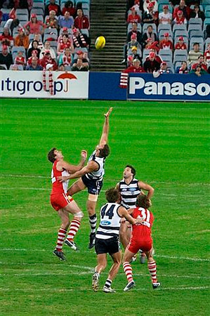 Sydney Swans vs Geelong Cats 2006