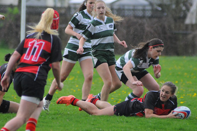 2013 Girls Rugby