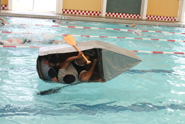 2016 OHS Science Boat Race