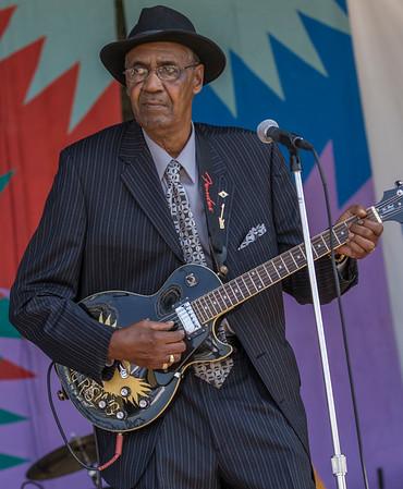 Ann Arbor Blues Festival 2017 - Alabama Slim