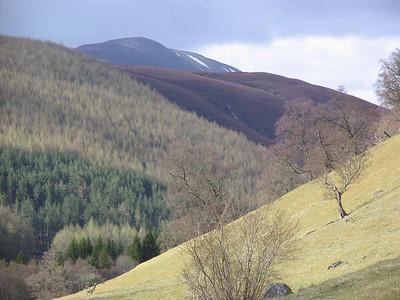 Pitlochry, Scotland April 2010