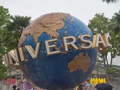 20191108 Holidays Day 02 - Singapore - Universal Studios