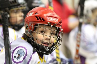 Детский хоккей / Kids Ice Hockey