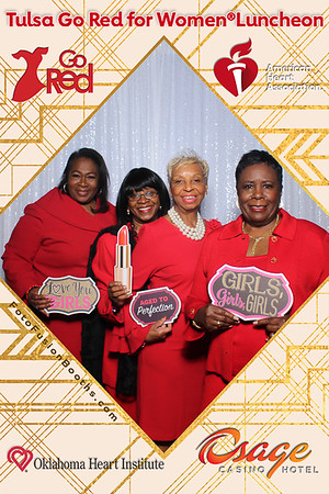 Go Red for Women Luncheon 2019 ~ 05.10.19