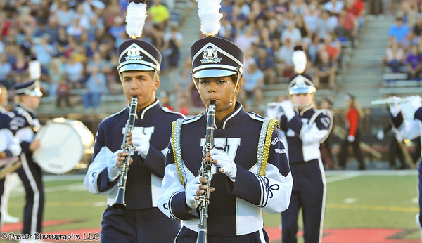 Marching Band Action