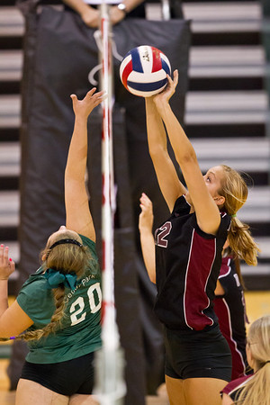 2012: Rock Volleyball - JV