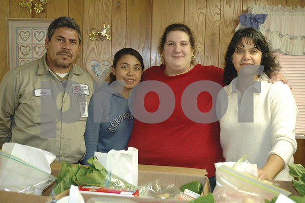 Local Food Banks - January 2009