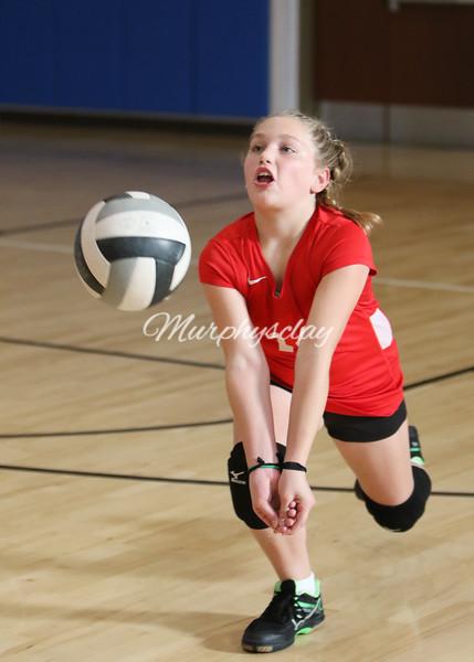 SNMS 6th Grade Volleyball vs TC 2019