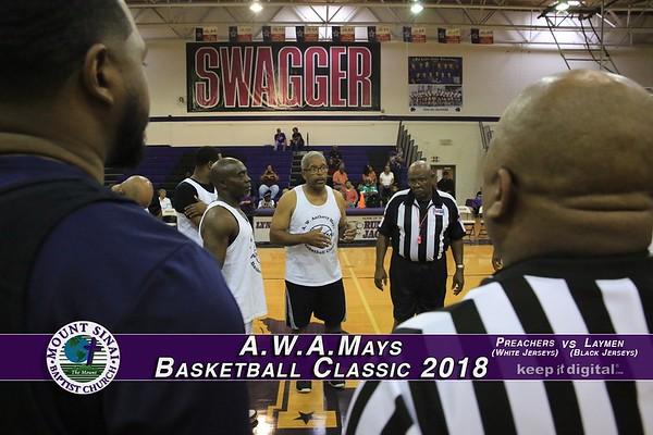 AWA Mays Basketball Classic 2018