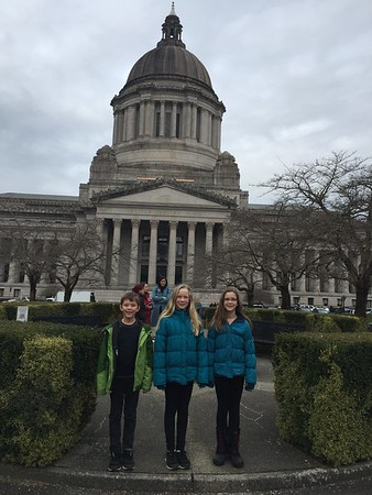 FIRST Day in Olympia