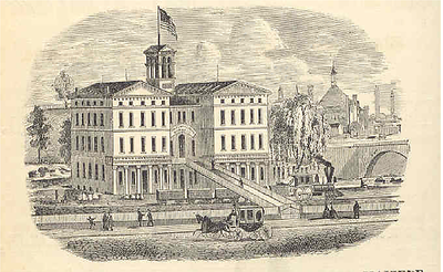 Merrill Patent Firearm Manufacturing Company (new manufactory)