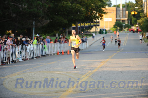 Open Miles - 2017 Crim Michigan Mile