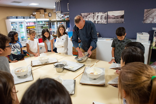 ES After School Activity - Cooking with Dragon Dining