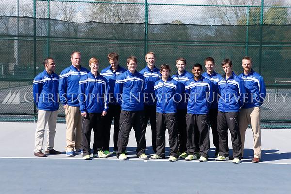 Men's Tennis 2012-2013