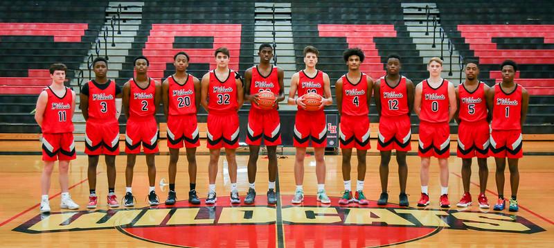 2020 LHHS Basketball