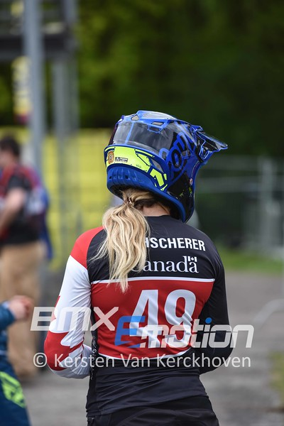 World Cup Papendal - practise Friday