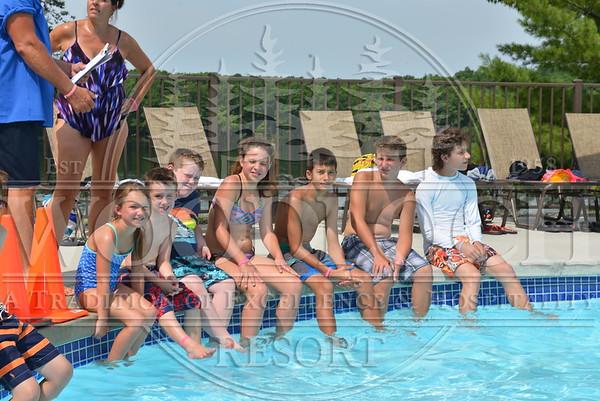 July 28 - Pool Games