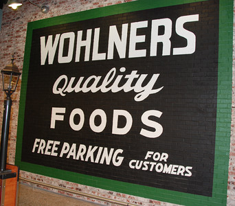 Wohlners opening Oct. 14, 2008