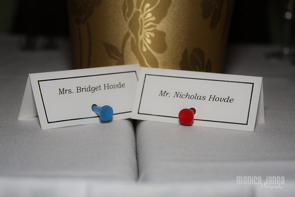Nick & Bridget Hovde Wedding