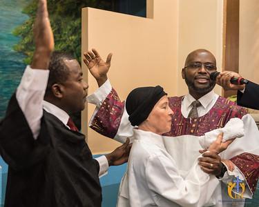 Sabbath - 9/07/19 - Baptism