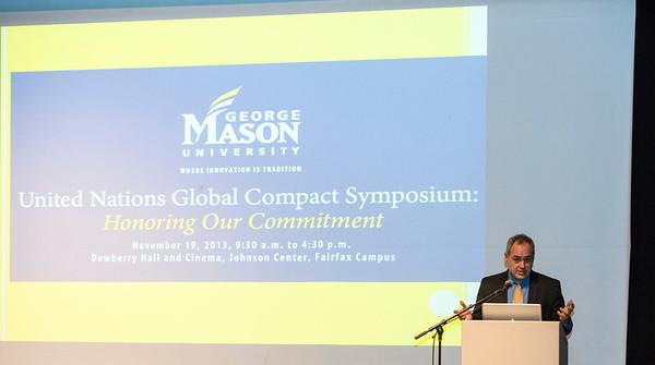UN Global Compact Symposium