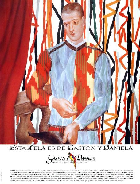 1988 GASTON & DANIELA upholstery Spain (Telva).jpg