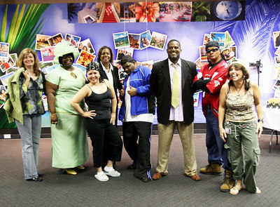 Oct. 20th, '06: Primerica Customer Appreciation Friday Awards