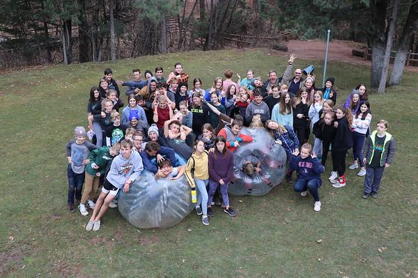 Junior High Winter Retreat 2019