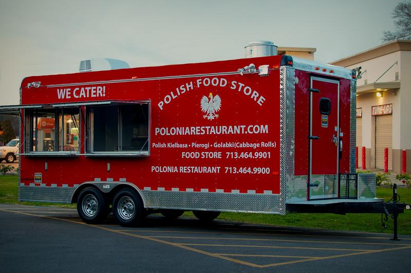 Polonia Restaurant Food Trailer