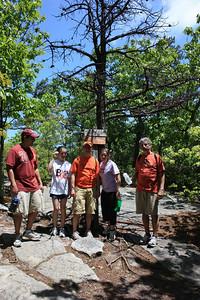 McAfee Knob - Hiking in VA