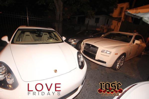 Love Fridays @ Rose Bar 09/01/17