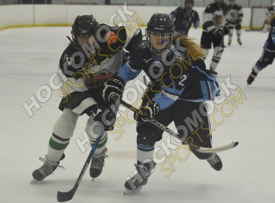 Mansfield/Oliver Ames - Franklin Girls Hockey 12-15-18