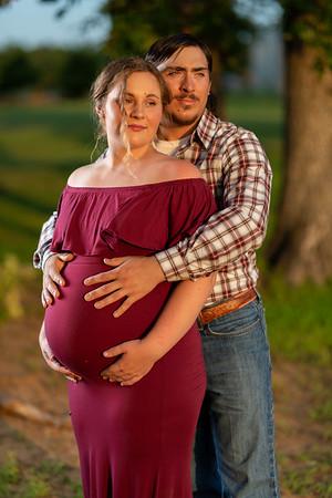 Emma Maternity Photos